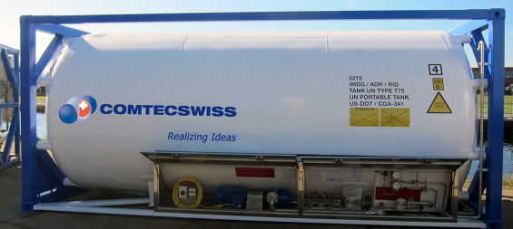 COMTECWISS ISO Tank Container 20